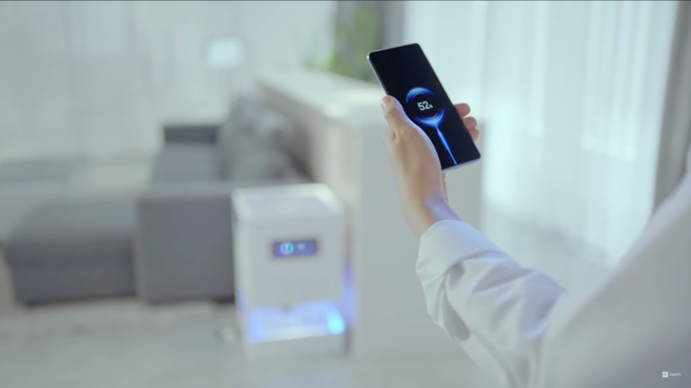 Xiaomi ładowanie bezprzewodowe